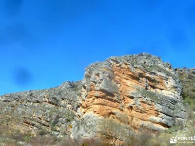 Parque Natural Barranco Río Dulce;conocer gente ribeira sacra hoces del duraton bola del mundo